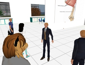 Virtual Anatomy Lab